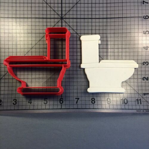 Toilet 101 Cookie Cutter