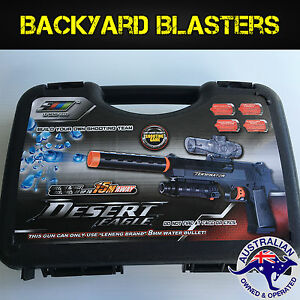 Backyard Blasters Desert Eagle Hydro-Blaster Kit Gel ball shooter - orbeeze gun