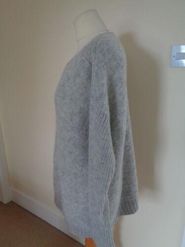 grigio Cain Maglione chiaro in Marc lana misto rqtZWB4Yft