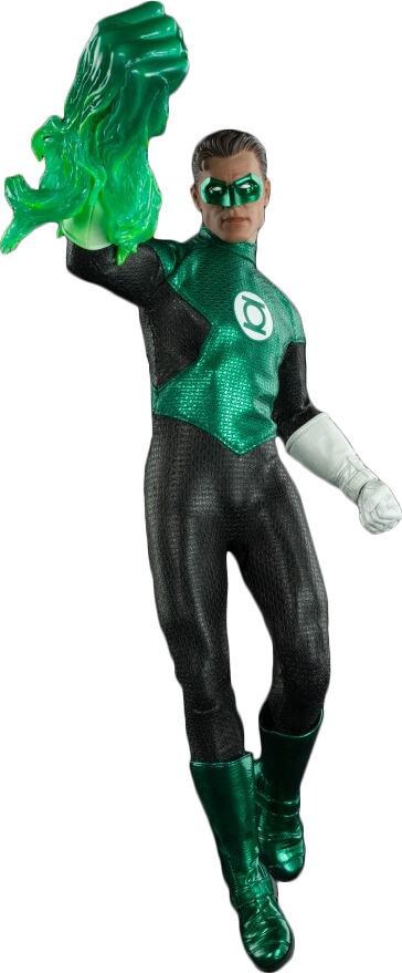 GREEN LANTERN - - - Green Lantern 1 6th Scale Action Figure (Sideshow Collectibles) 253f95