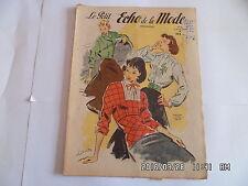 LE PETIT ECHO DE LA MODE N°6 6 FEVRIER 1949     J31