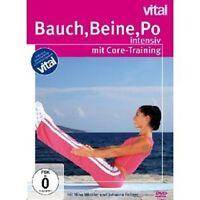 """BAUCH, BEINE, PO """"INTENSIV MIT CORE TRAINING"""" DVD NEU"""