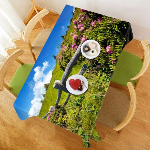 3D Sky lawn850 Tablecloth Table Cover Cloth Birthday Party Event AJ WALLPAPER AU
