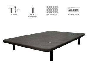 Base-Tapizada-3D-Reforzada-3-Barras-Transversales-Somier-somieres-alta-calidad