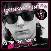 Johnny Thunders - After The Dolls: 1977-1987 [new Cd] With Dvd on Sale