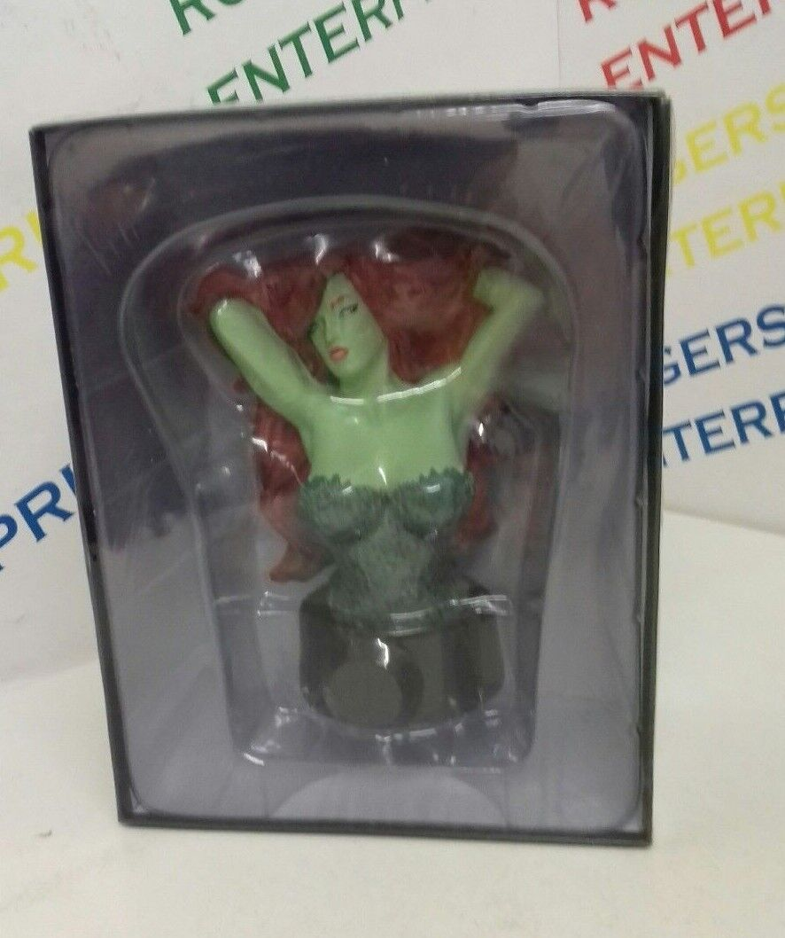 Eaglemoss DC Batman Universe Collector's Busts Poison Ivy NEW Sealed No Comic