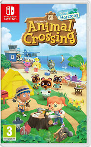 Animal Crossing - New Horizons ????????