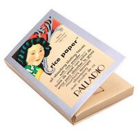 6 Packs Palladio Rice Paper (translucent) Oil Absorbing Facial Tissues