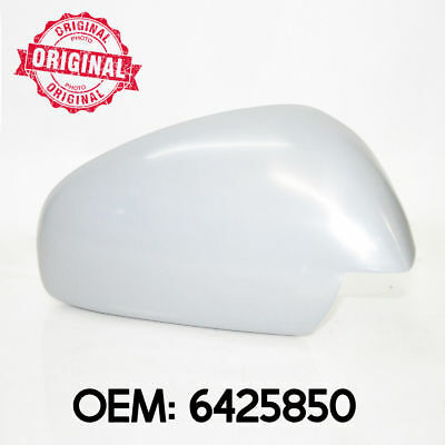 Right Side Wing Mirror Cover Cap Casing Primed For Opel Vauxhall Vectra C 02-05