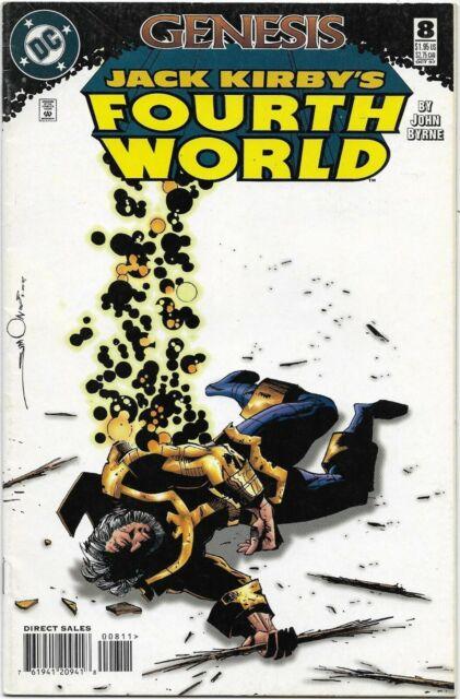 Jack Kirby's Fourth World #8 - Fine/VF - Genesis