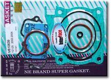 Yamaha High Quality Top End Gasket Kit Set YZ 125 (2002-2003-2004) (8 Pcs) NEW