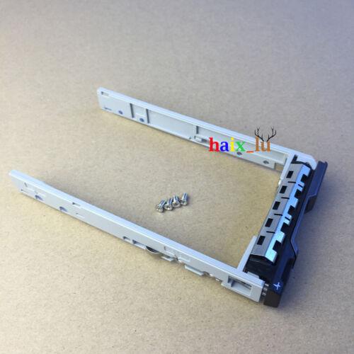 "Dell 8FKXC  2.5/"" SATA SAS Tray Caddy R720 R710 R610 R720xd r7330 r730xd"