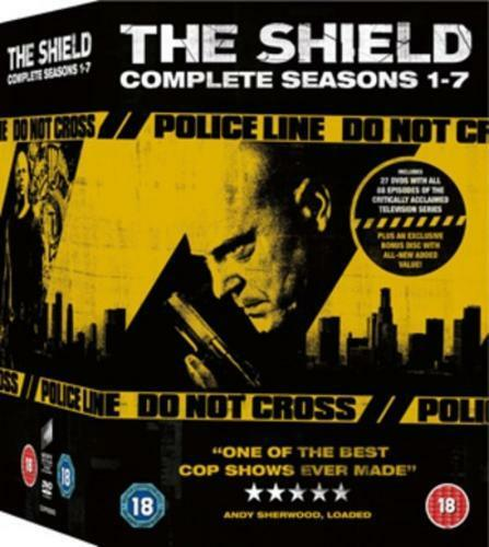 1 of 1 - The Shield: The Complete Seasons 1-7 (Box Set) [DVD]