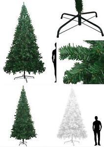 Albero Di Natale 5 Metri.Albero Di Natale 3 4 5 Metri 4120 Rami Anche Per Uso Esterno Pvc Luxury Ebay