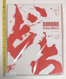 Dororo-Oficial-Completo-Libro-250p-Arte-Entrevista-Etc-Mappa-Japon-Anime-Manga
