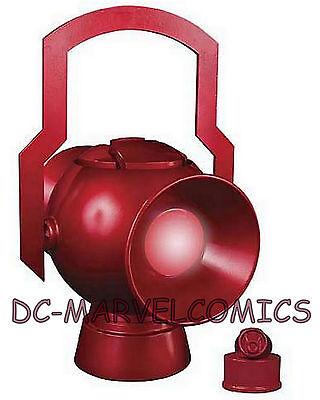 JLA TROPHY ROOM: GREEN LANTERN RED POWER BATTERY PROP Replica Statue Movie TOY