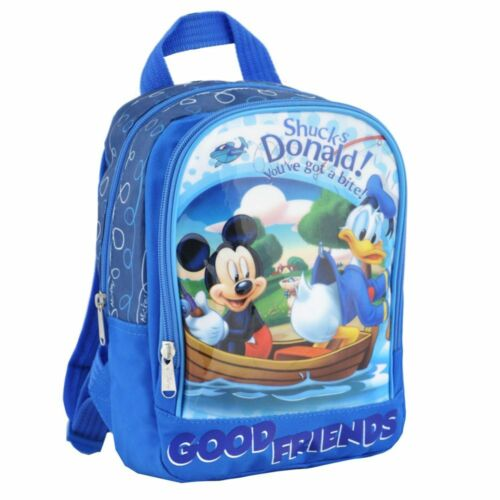 Mickey /& Donald DuckKids Backpack blue25 x 23 x 10 cmMickey Mouse