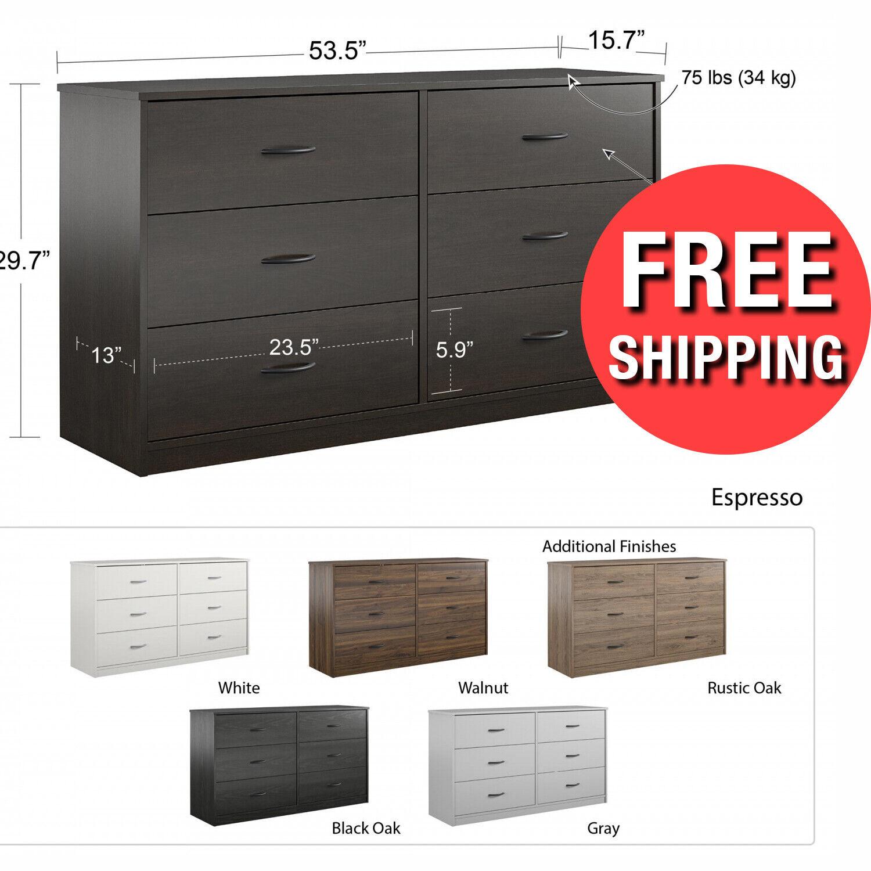 Drawer Dresser Bedroom Furniture