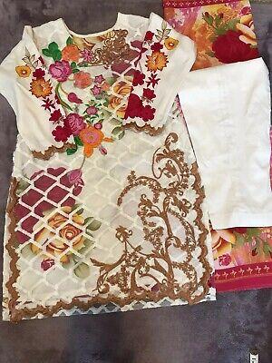 Asiatico Pakistana Vestito Da Festa Matrimonio Eid-