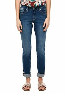 Q/S designed by Women Catie Slim: Bluejeans Neu