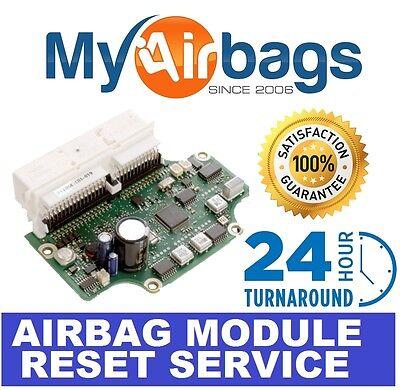 JEEP SRS AIRBAG COMPUTER MODULE RESET SERVICE RCM SDM ACM RESTRAINT CONTROL
