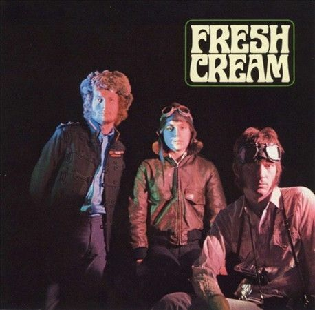 1 of 1 - Cream - Fresh Cream: Remastered [1966] BRAND NEW CD remasters eric clapton