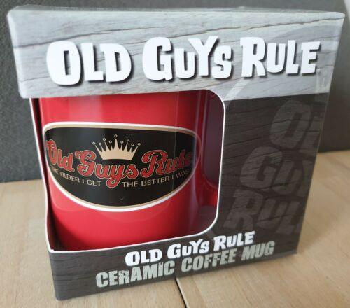 Old Guys Rule Mug