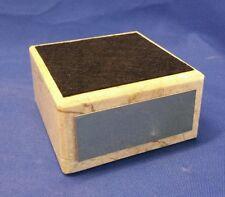 Marble base plinth 70x70x30