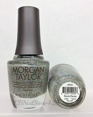 MORGAN TAYLOR -Professional Nail Lacquer Series 2 - Pick Any Color