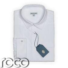 Boys White Cufflink Shirt, Boys Formal Shirts, Boys Wedding Shirts,  Kids Shirts