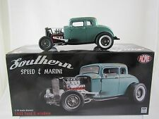 ACME A1805012 1:18 1932 FORD 5 FIVE WINDOW SOUTHERN SPEED /& MARINE LTD TO 822pcs