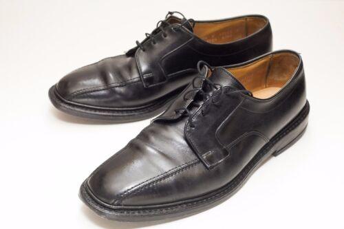 Edmond Allen Hillcrest 9.5 Black Oxford Dress Shoe