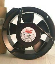 Dayton 3vu69 Axial Fan 1pkg 23a 115v 3200 Rpm 27w 60 Hz 31