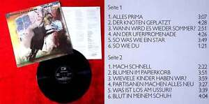 LP Thommie Bayer Band: Was ist los? (Metronome 0060-576) D 1983