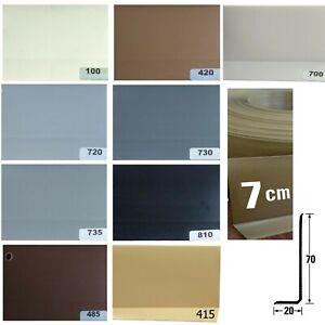 XL-Weich-PVC-Sockelleiste-Knick-Profil-Kunststoff-Sockelleisten-7-cm-hoch