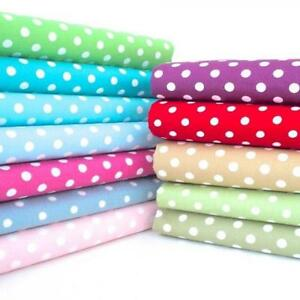 250cm wide super fine 100 cotton  polk dot 1cm fabric gt200 tc SOFT FALLABLE - <span itemprop='availableAtOrFrom'>London ilford, United Kingdom</span> - Returns accepted Most purchases from business sellers are protected by the Consumer Contract Regulations 2013 which give you the right to cancel the purchase within 14 days after th - London ilford, United Kingdom
