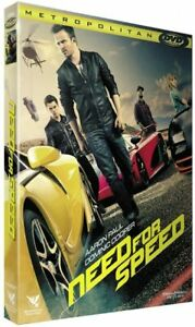 Need-For-Speed-DVD-NEUF-SOUS-BLISTER-Aaron-Paul-Dominic-Cooper
