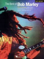 The Best Of Bob Marley Sheet Music Easy Guitar 000702105