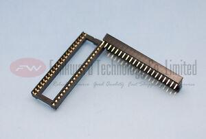 Original-New-DIP42-DIL42-PIN-IC-SOCKET-x-10pcs