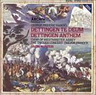 Handel: Dettingen Te Deum; Dettingen Anthem (CD, Jun-1984, DG Archiv)