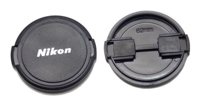 One New Nikon 62mm Front Lens Cap for Nikkor Nikon Lenses NEW