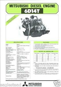 Equipment brochure mitsubishi 6d14t engine power unit farm image is loading equipment brochure mitsubishi 6d14t engine power unit farm fandeluxe Gallery