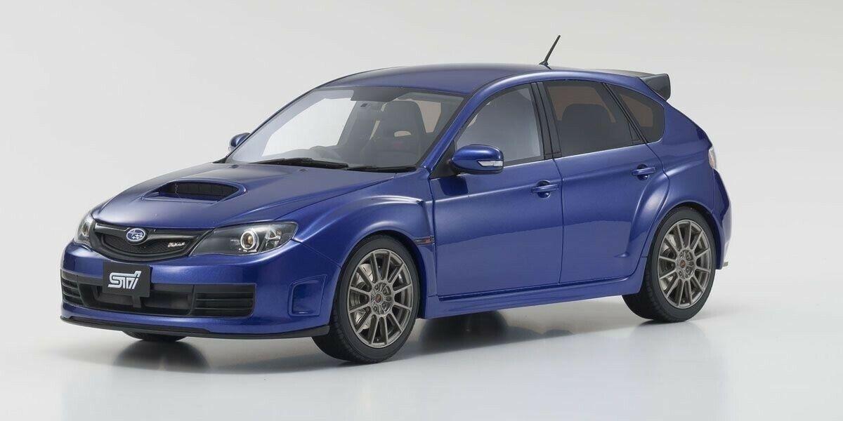 OTTO MOBILE OTM723 1 18 STI R205 Blu modellolo Auto