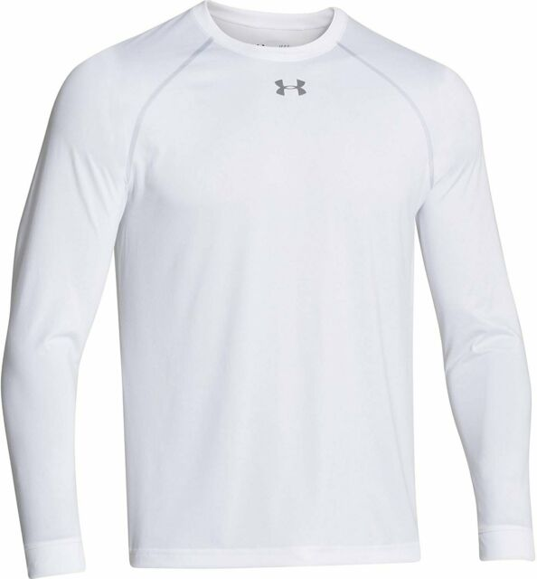 f6fb9690d Under Armour Men's HeatGear UA Locker Long Sleeve T-shirt 2xl ...