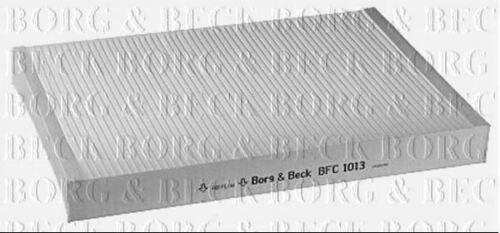 Borg /& Beck Cabina Filtro para Audi raíces A4 4.2 309KW
