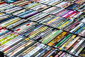 Lots-of-25-Used-ASSORTED-DVD-Movies-25-Bulk-DVDs-Used-DVDs-Lot-Wholesale-Lots