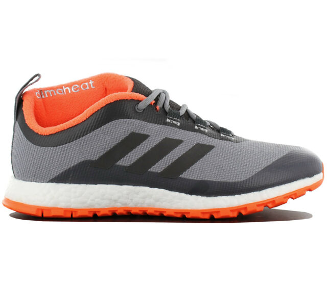 ADIDAS MEN SHOES Climaheat Rocket Running Sneakers Fitness