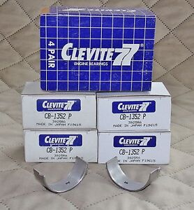 Clevite CB-1352P Engine Connecting Rod Bearing Pair