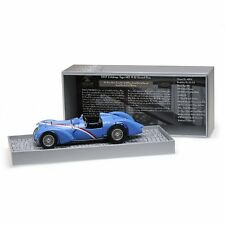 1937 DELAHAYE TYPE 145 V-12 GRAND PRIX 1/18 LTD TO 1002PC MINICHAMPS 107116100