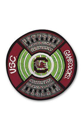 "South Carolina Gamecocks 13.5"" Round Stadium Platter NEW ..."